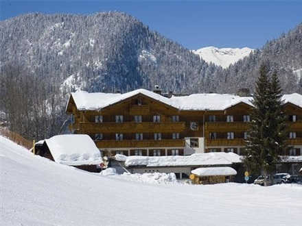 Hotel Beauregard La Clusaz Booking