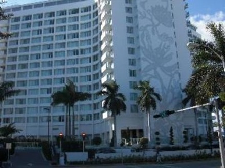 Imagine principala Hotel Mondrian South Beach  Miami