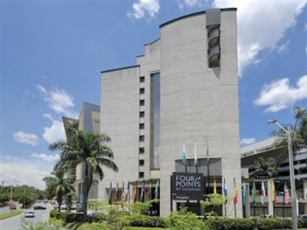 Hotel Four Points By Sheraton Medellin  Medellin