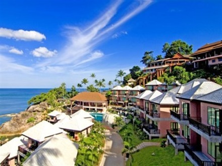 Hotel Samui Cliff View Resort And Spa  Chaweng