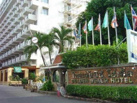 Hotel Golden Beach Pattaya