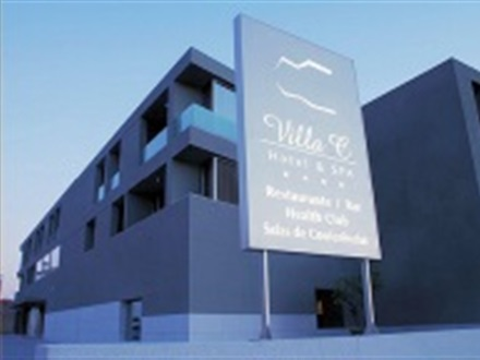 Villa C Boutique Hotel  Vila Do Conde