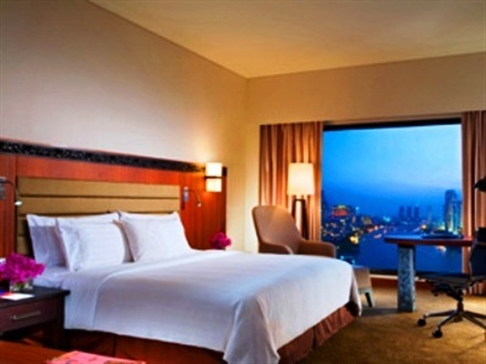 Book at Royal Orchid Sheraton Hotel Towers, Bangkok, Bangkok