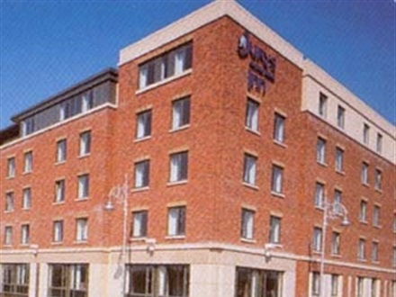 Jurys Inn Dublin Custom House Hotel …