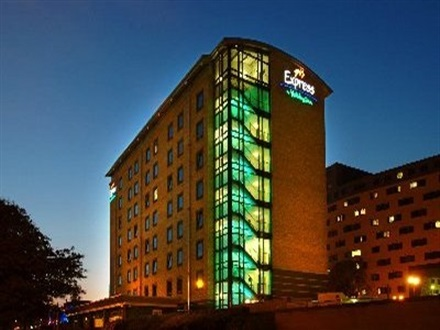 Imagine principala Hotel Holiday Inn Express Leeds City Centre  Leeds