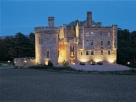 Imagine principala Dalhousie Castle Hotel Aqua Spa  Edinburgh