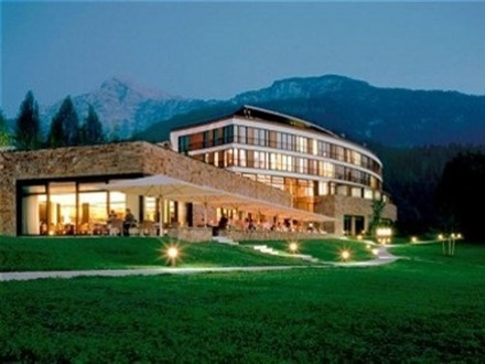 Imagine principala Hotel Intercontinental Berchtesgaden  Berchtesgaden