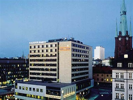 Hotel Scandic Continental  Stockholm