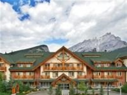 Imagine principala Hotel Spruce Grove Inn  Banff
