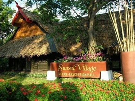 Hotel Sunset Village Beach Resort Pattaya