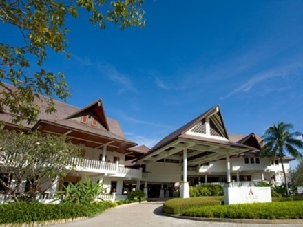 Imagine principala Hotel The Emerald Cove Koh Chang  Koh Chang