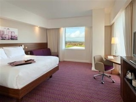 Hotel Hampton By Hilton London Gatwick Airport  Gatwick Airport