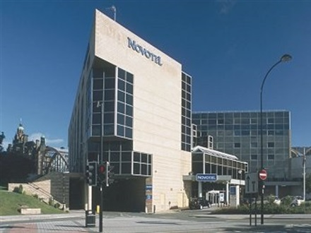 Hotel Novotel Sheffield Centre  Sheffield