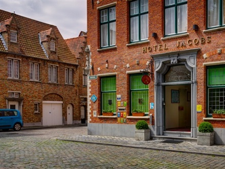 Book at jacobs hotel brugge bruges belgium belgium for Bruges hotels with swimming pools