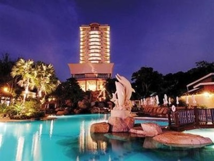 Imagine principala Long Beach Garden Hotel And Spa  Pattaya