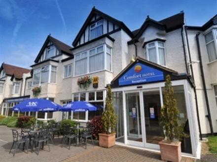 Comfort Hotel Harrow Booking