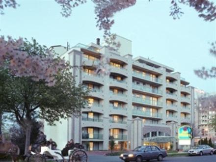 Best Western Hotel Victoria Bc Inner Harbour