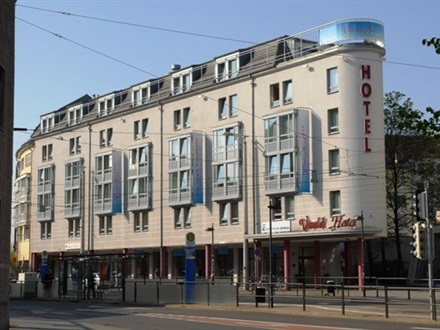 Booking Leipzig Nordic Hotel