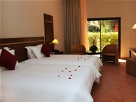 Hotel Kenzi Farah All Inclusive Available  Marrakech