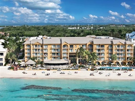Main Image Hotel Grand Cayman Marroitt Beach Seven Mile