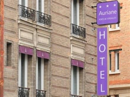 Hotel auriane porte de versailles paris regiunea paris - Hotel auriane porte de versailles avis ...