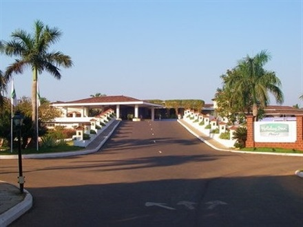 Hotel Holiday Inn Resort Dbl Reg  Goa