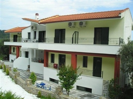 Main image Hotel Golden Beach Inn  Thassos Town