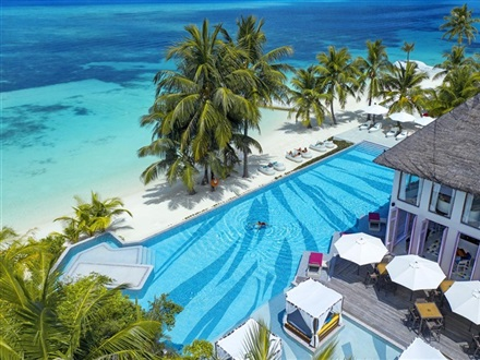 Imagine principala Ozen Life Maadhoo A Luxury All Inclusive Resort  South Male Atoll