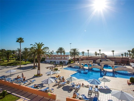 Imagine principala Club Almoggar Garden Beach  Orasul Agadir
