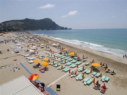 Xperia Saray Beach Hotel Turkey