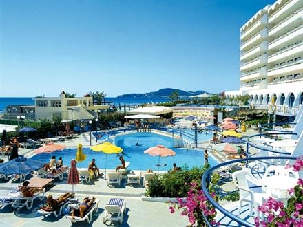 Dessole Olympos Beach Resort Booking