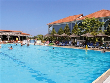 Hotel Zante Royal Resort Water Park  Vassilikos