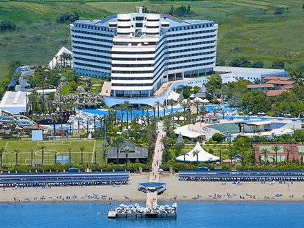 Hotel Titanic Beach Resort  Lara Antalya