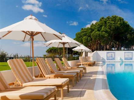 Sheraton Algarve Pine Cliffs Resort  Albufeira