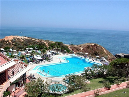 Imagine principala Hotel Auramar Beach Resort  Albufeira