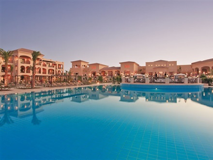 Imagine principala Jaz Aquamarine Resort  Hurghada
