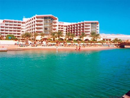 Imagine principala Hurghada Marriott Beach Resort  Hurghada