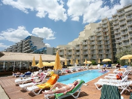 Hotel Mura Albena Bulgaria
