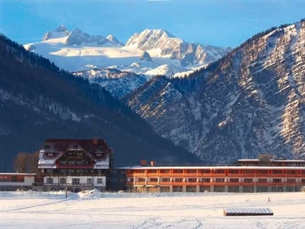 Lindner Hotel Spa Die Wasnerin  Bad Aussee