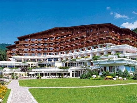 Falkensteiner Hotel Spa Royal Seefeld Tirol  Seefeld In Tirol