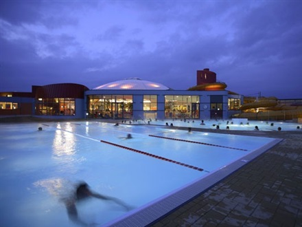 Imagine principala H2O Hotel Therme Resort  Bad Waltersdorf