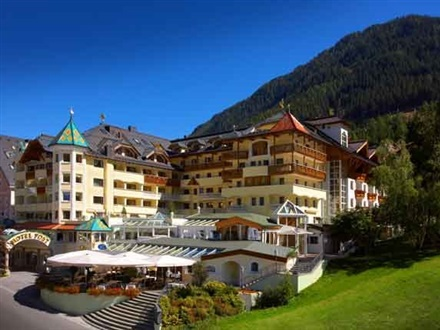 Imagine principala Hotel Post  Ischgl
