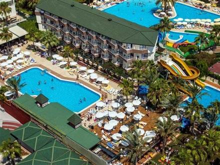 Book At Hotel Galeri Resort Alanya Antalya Turkey