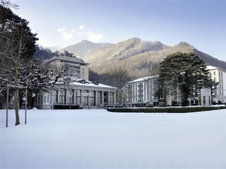 Main image GRAND RESORT BAD RAGAZ  Bad Ragaz