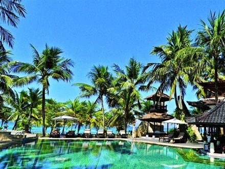 Candi Beach Resort Spa  Bali
