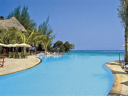 Baobab Beach Resort Spa  Diani Beach