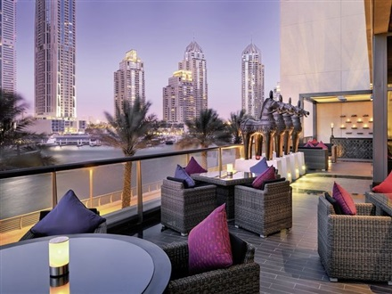 Hotel Grosvenor House  Dubai