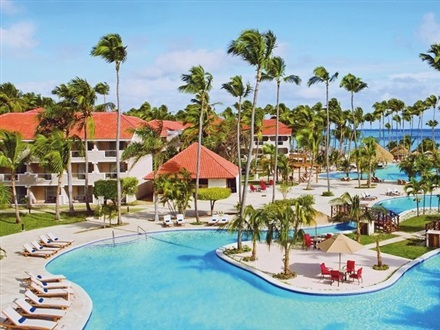 Main Image Hotel Dreams Palm Beach Punta Cana Playa Bavaro