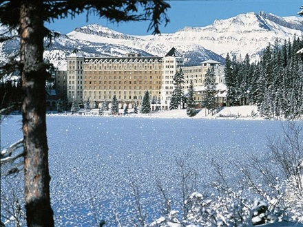 Fairmont Chateau Lake Lou  Lake Louise