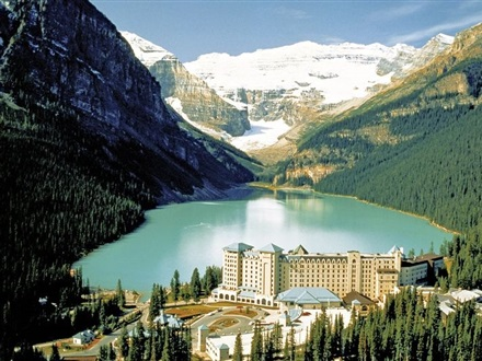 Imagine principala Fairmont Chateau Lake Lou  Lake Louise